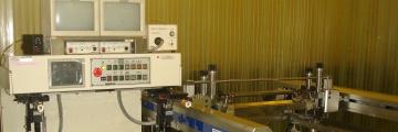 式蝕刻製程:直接以雷射光束進行乾式蝕刻製程有別於傳統濕式繁複的光微影製程。